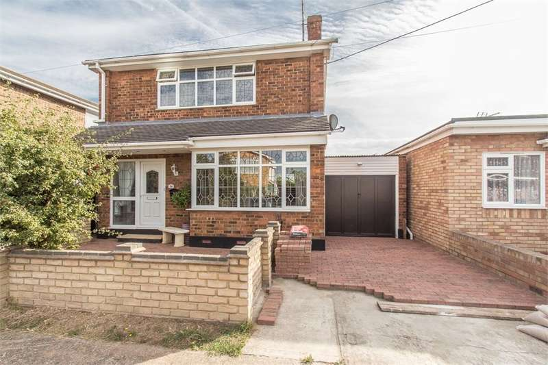 2 Bedrooms Detached House for sale in Hellendoorn Road, Canvey Island, SS8