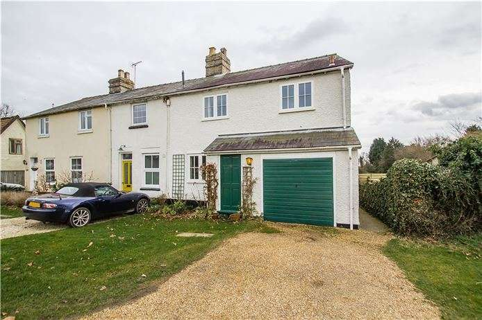 3 Bedrooms Cottage House for sale in High Street, Barrington, Cambridge