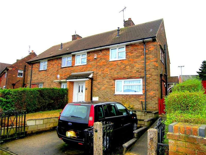 3 Bedrooms Semi Detached House for sale in Princess Avenue, South Normanton, Alfreton, Derbyshire, DE55