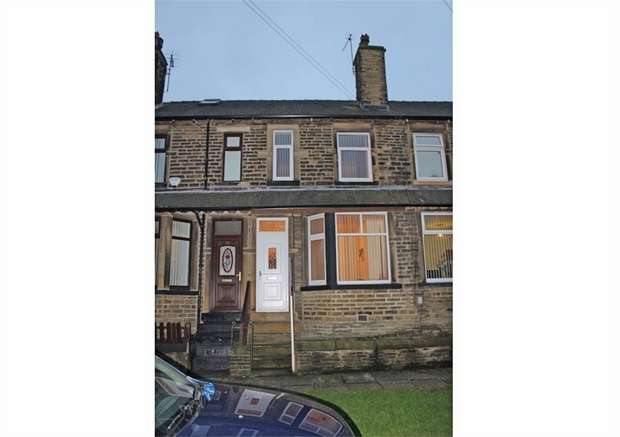 2 Bedrooms Terraced House for sale in Crawford Street, Bradford, West Yorkshire