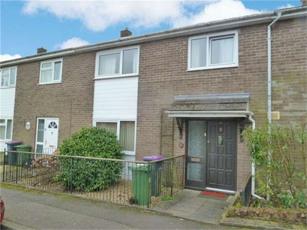3 Bedrooms Terraced House for sale in Talgarth Close, Cwmbran, Torfaen