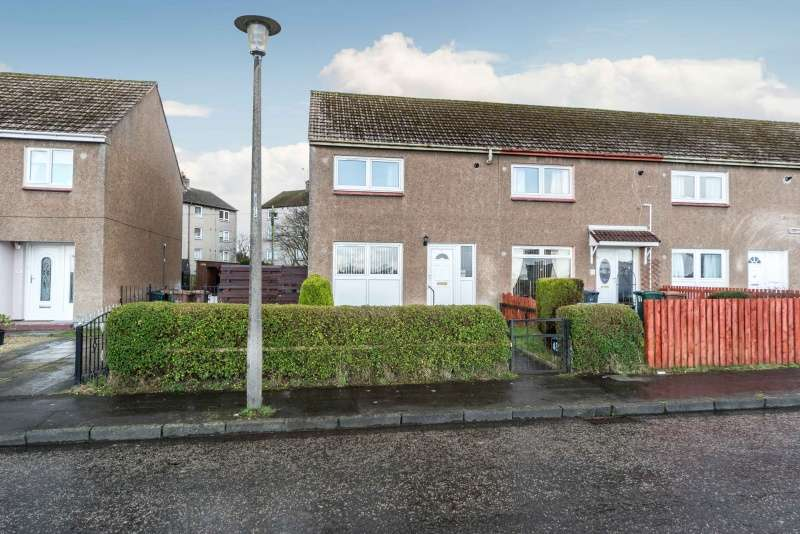 2 Bedrooms End Of Terrace House for sale in Muirhouse Avenue, Edinburgh, EH4 4PZ