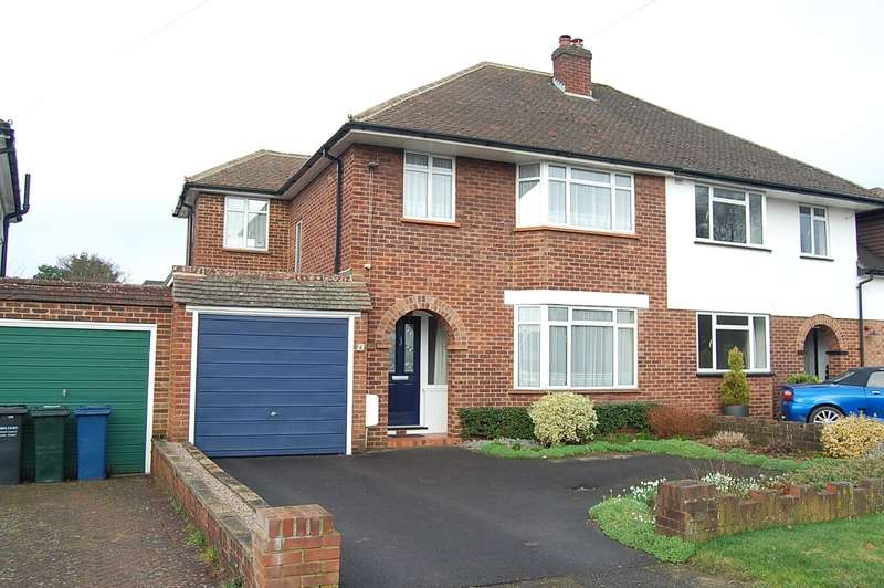 3 Bedrooms Semi Detached House for sale in Monument Lane, Chalfont St Peter, SL9