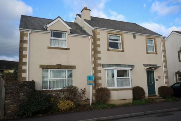 4 Bedrooms Detached House for sale in KINGS PARK CHULMLEIGH