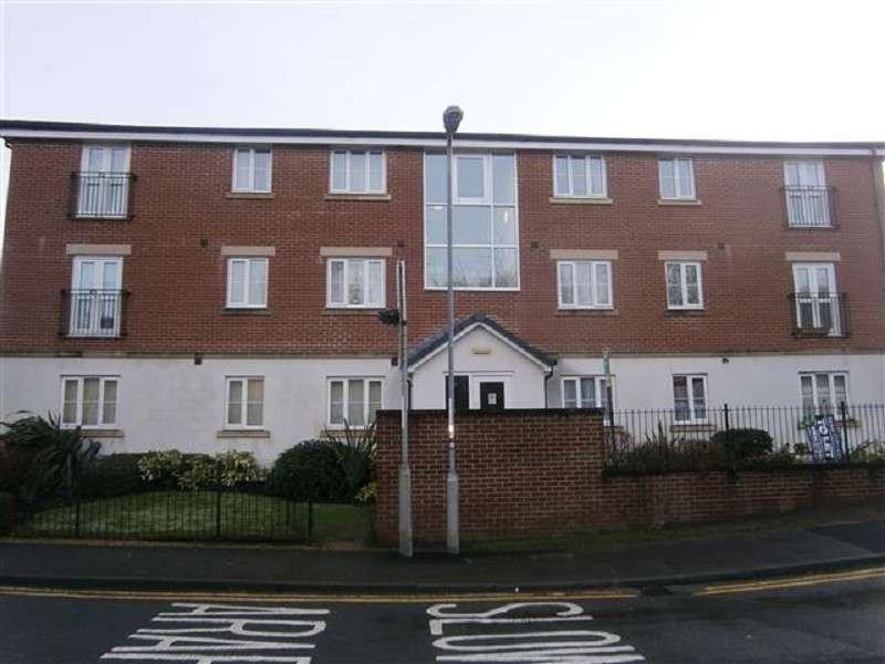 2 Bedrooms Ground Flat for sale in JOVIAN VILLAS , CAERLEON , S WALES . NP18 3BU