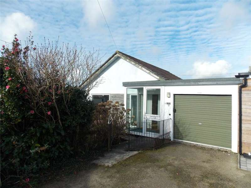 2 Bedrooms Semi Detached Bungalow for sale in Mount Ambrose, Redruth