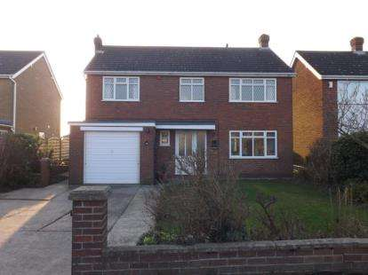 4 Bedrooms Detached House for sale in Highfield Road, North Thoresby, Grimsby
