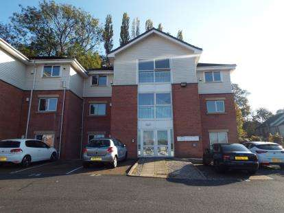 2 Bedrooms Flat for sale in Old Bakery Way, Mansfield, Nottinghamshire