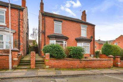 3 Bedrooms Semi Detached House for sale in St. Edmunds Avenue, Mansfield Woodhouse, Mansfield, Nottinghamshire