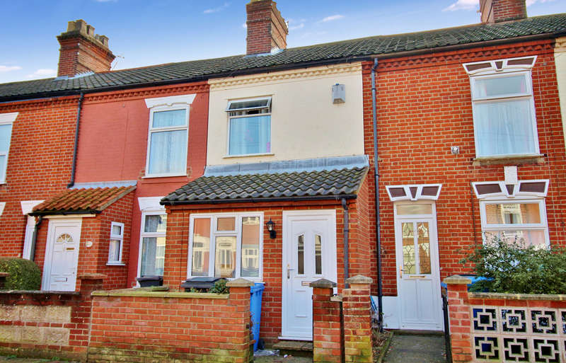 3 Bedrooms Terraced House for sale in St. Olaves Road, Norwich