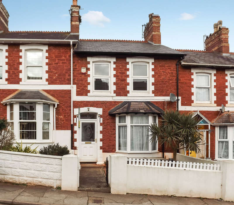 4 Bedrooms Terraced House for sale in Sherwell Hill, Chelston, Torquay