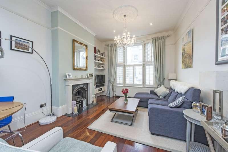 2 Bedrooms Flat for sale in Louvaine Road, Battersea, London