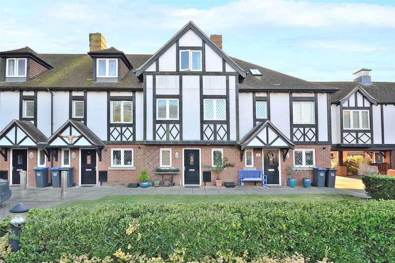 4 Bedrooms Terraced House for sale in Walnut Court, 15 Offington Lane, Offington, BN14