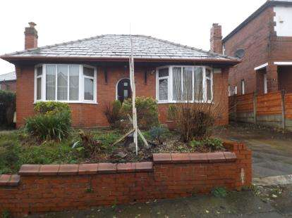2 Bedrooms Bungalow for sale in Graythwaite Road, Heaton, Bolton, Greater Manchester