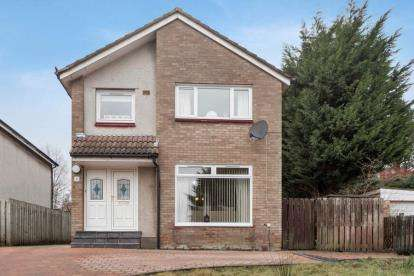 3 Bedrooms Detached House for sale in Thorniecroft Drive, Cumbernauld
