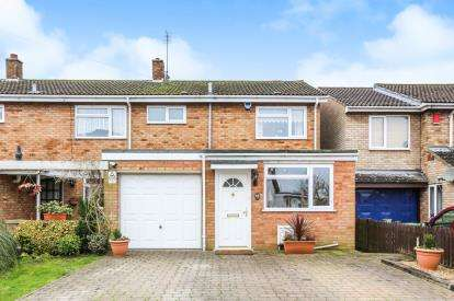 3 Bedrooms End Of Terrace House for sale in Mill Lane, Greenfield, Bedford, Bedfordshire