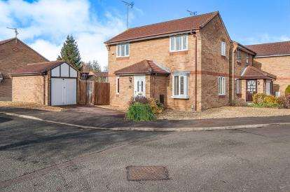 3 Bedrooms Detached House for sale in Whitacre, Parnwell, Peterborough, United Kingdom