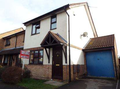 3 Bedrooms End Of Terrace House for sale in Ellicks Close, Bradley Stoke, Bristol, Gloucestershire