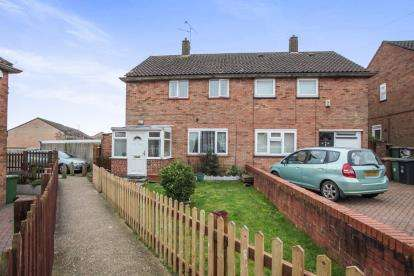 2 Bedrooms Semi Detached House for sale in Long Close, Luton, Bedfordshire, .