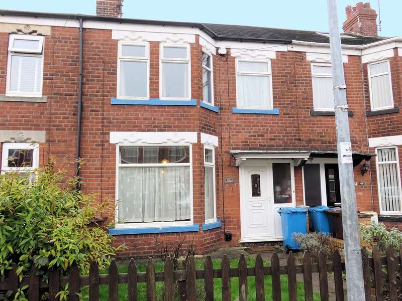 3 Bedrooms House for sale in Dundee Street, HULL, HU5 3TY