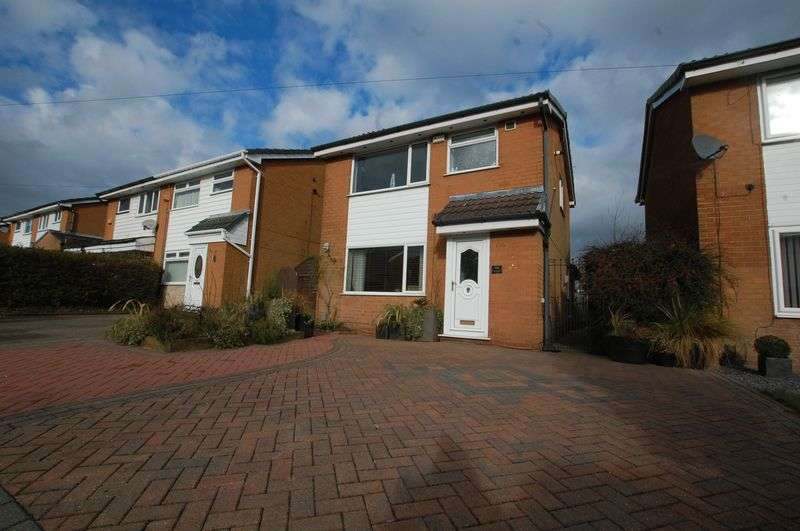 2 Bedrooms Detached House for sale in Hereford Crescent, Bolton