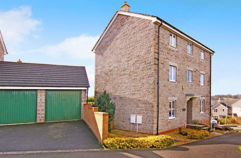 5 Bedrooms Detached House for sale in De Brionne Heights, Okehampton