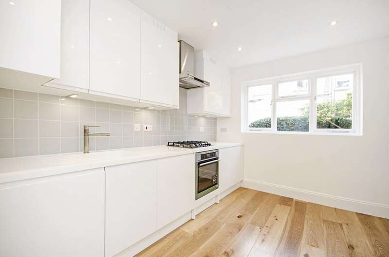 1 Bedroom Flat for sale in Bravington Road, Maida Vale, W9