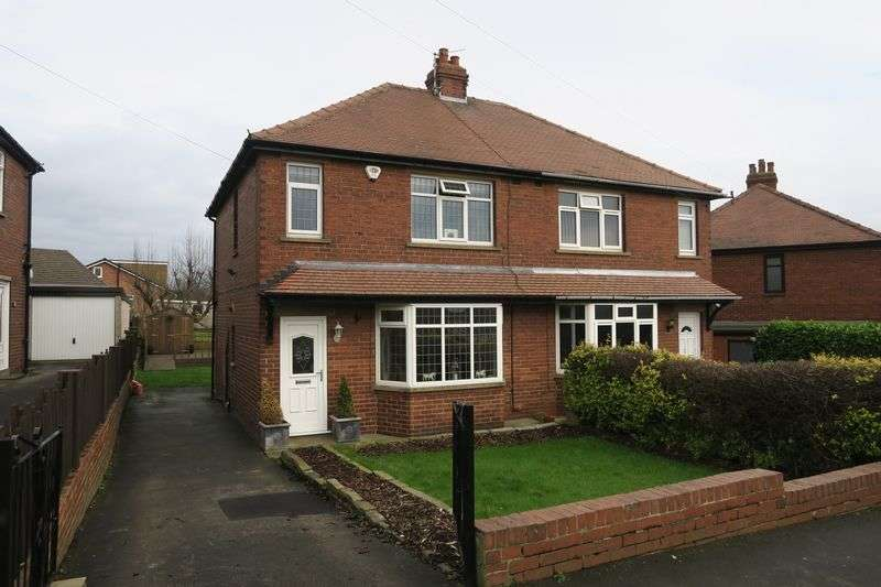 3 Bedrooms Semi Detached House for sale in Hesketh Lane, Tingley, Wakefield