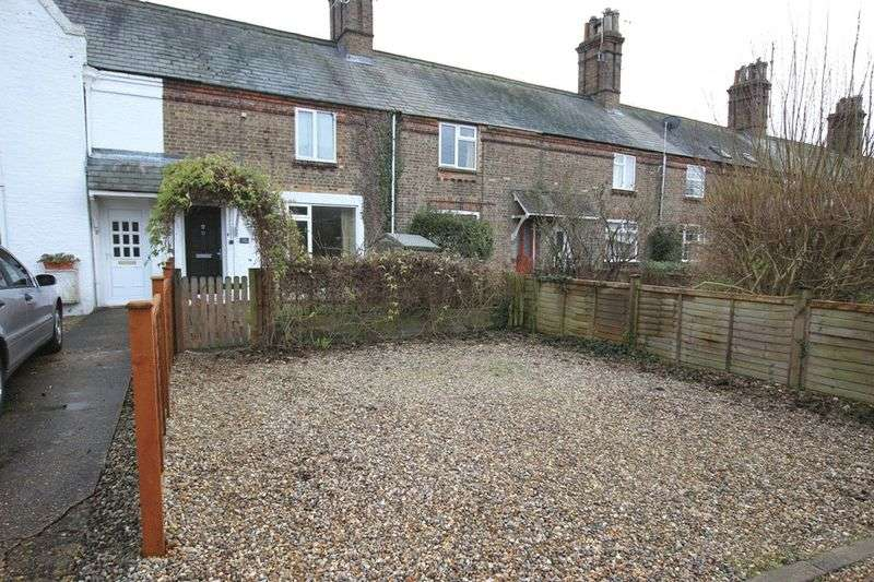 2 Bedrooms Terraced House for sale in A rare opportunity to purchase a Vicotrian two bedroom terraced cottage in a highly sought after central location.