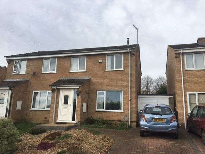 3 Bedrooms Semi Detached House for sale in Seaton drive,