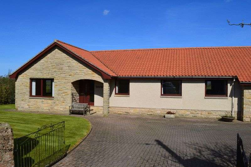 4 Bedrooms Detached Bungalow for sale in Thornton, Berwick-Upon-Tweed