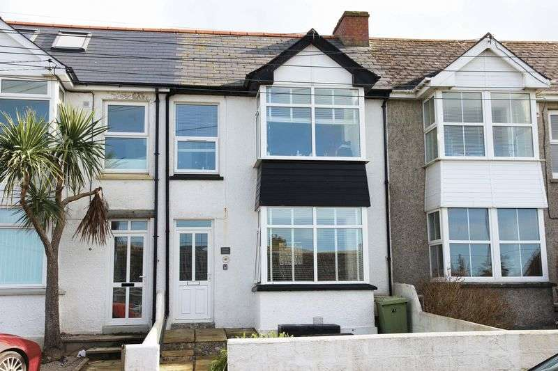 3 Bedrooms Terraced House for sale in Penhallow Road, Newquay