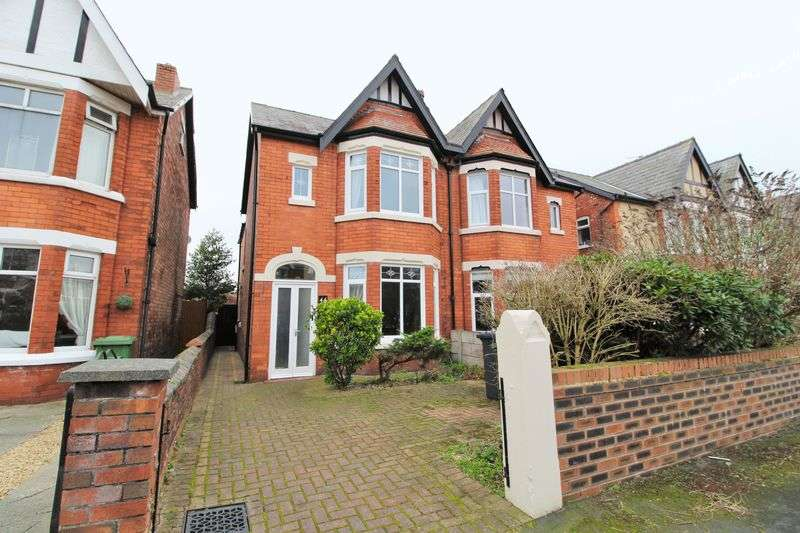 3 Bedrooms Semi Detached House for sale in Gosforth Road, Southport