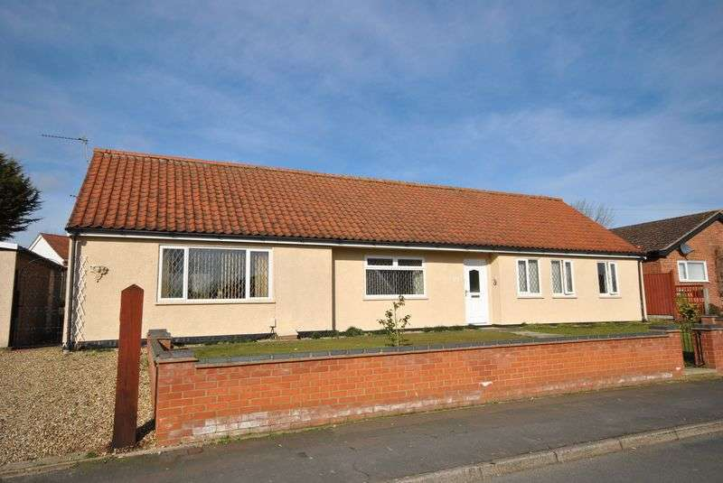 4 Bedrooms Detached Bungalow for sale in Sunny Grove, Norwich