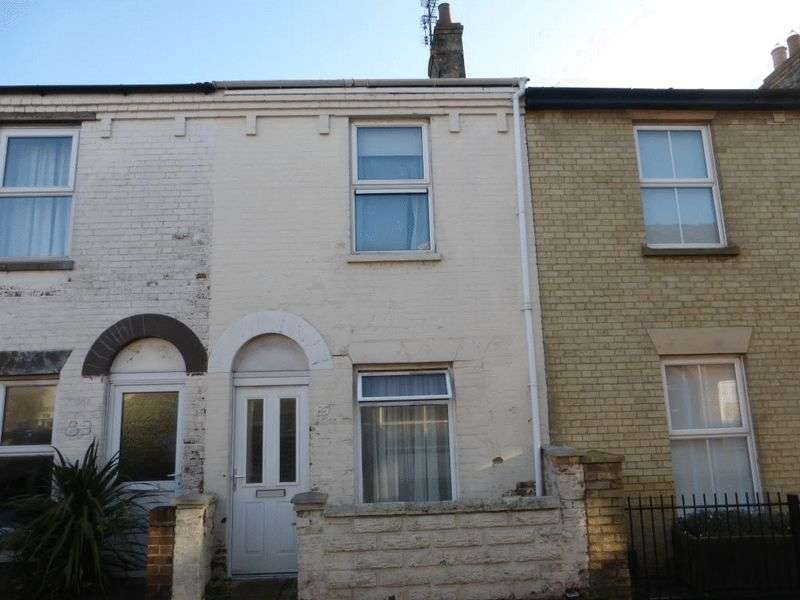 2 Bedrooms Terraced House for sale in Gorleston-on-Sea