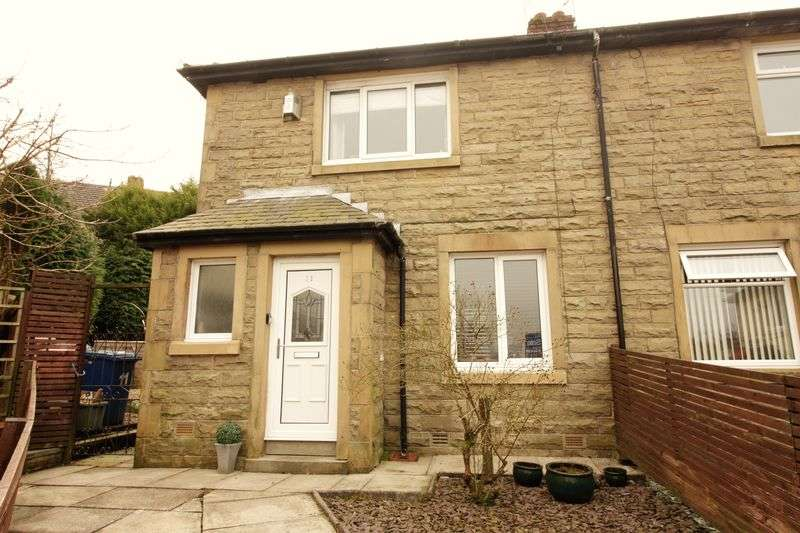 2 Bedrooms Semi Detached House for sale in Pendle Close, Bacup