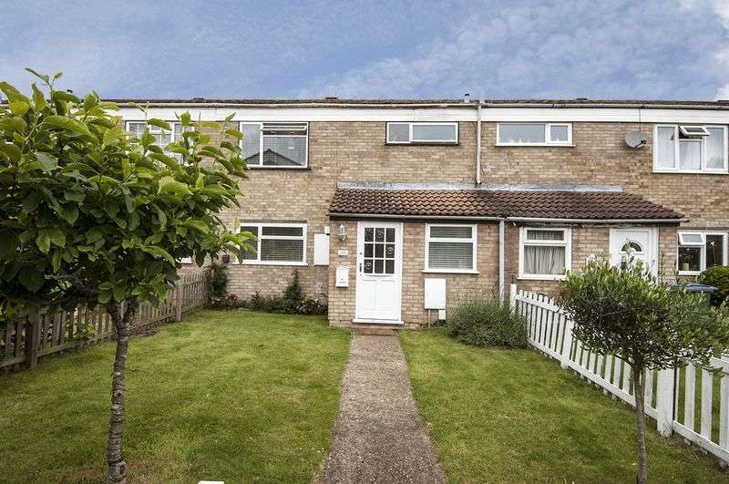 3 Bedrooms Terraced House for sale in Oakbank Avenue, Walton-On-Thames