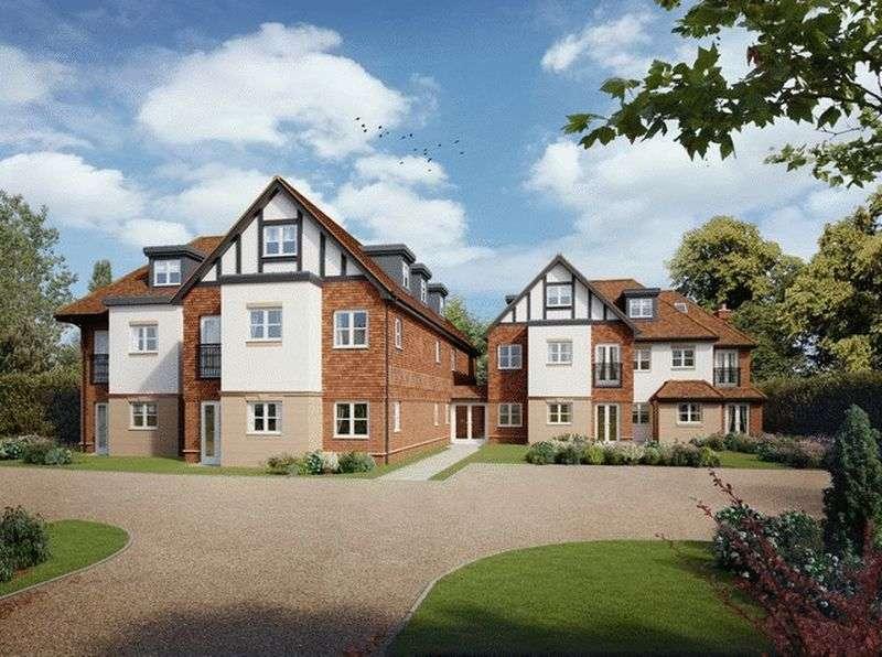 2 Bedrooms Flat for sale in Limpsfield Road, Warlingham