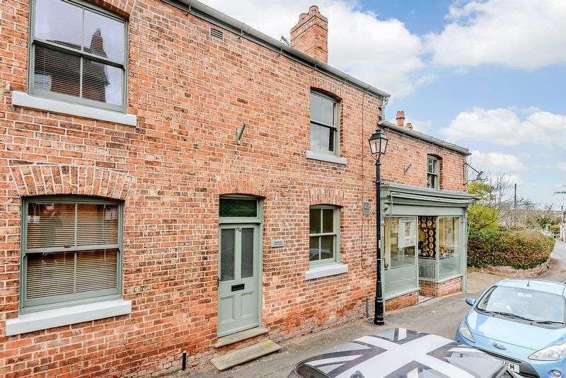 2 Bedrooms Terraced House for sale in High Street, Tarvin