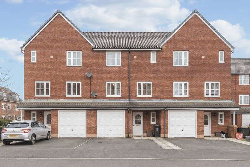4 Bedrooms Terraced House for sale in Amelia Way, Newport