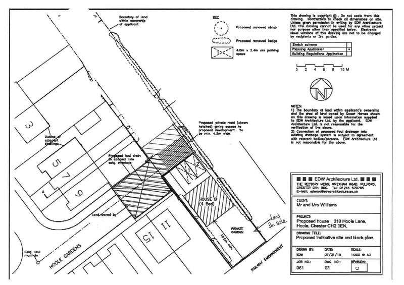 4 Bedrooms Land Commercial for sale in Hoole Lane, Hoole, Chester