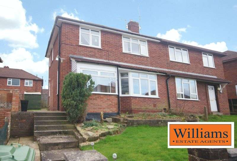 3 Bedrooms Detached House for sale in Emlyn Avenue, Hereford