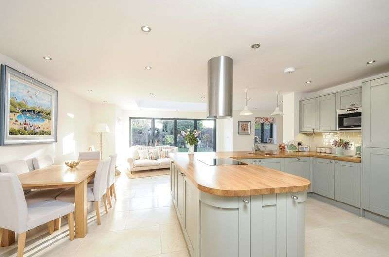 4 Bedrooms Detached House for sale in Loyd Close, Abingdon