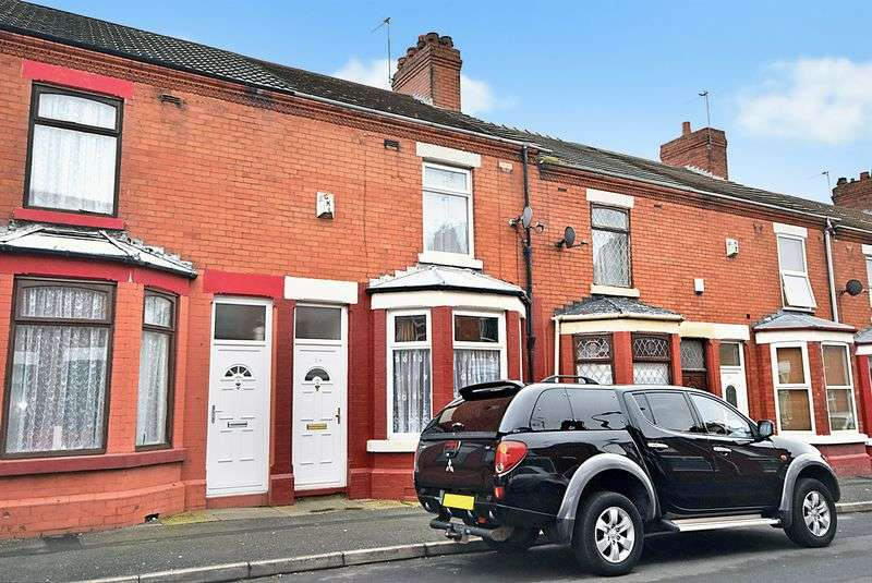 2 Bedrooms House for sale in Park Road, Widnes
