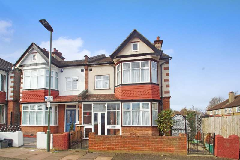 3 Bedrooms Semi Detached House for sale in Hampden Avenue, Beckenham