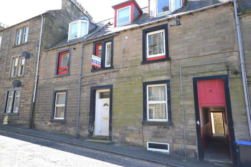2 Bedrooms Maisonette Flat for sale in 4 First Right, Allars Bank Hawick, TD9 9EX