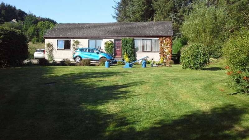 3 Bedrooms Bungalow for sale in Balmerino, Ashkirk Selkirk, TD7 4NY