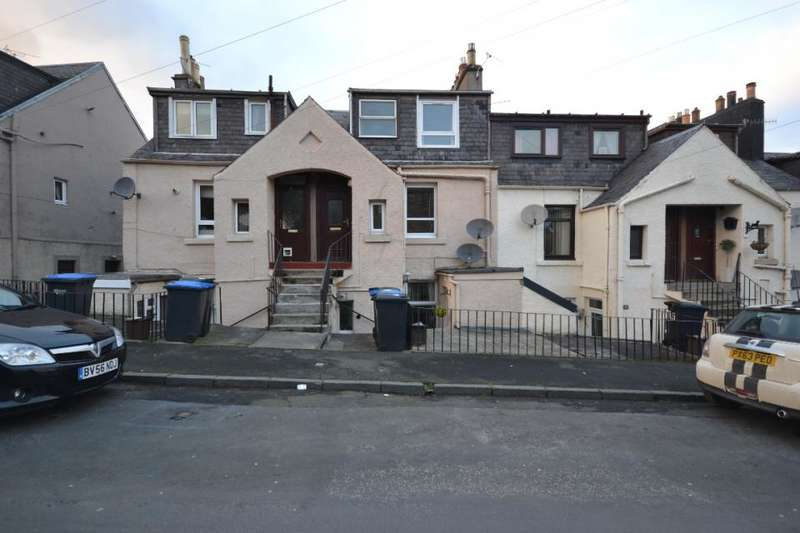 3 Bedrooms Maisonette Flat for sale in 14/1, Wellogate Place Hawick, TD9 9JG