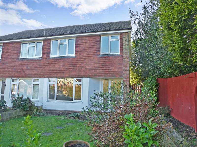3 Bedrooms End Of Terrace House for sale in Whitehill Road, Crowborough, East Sussex