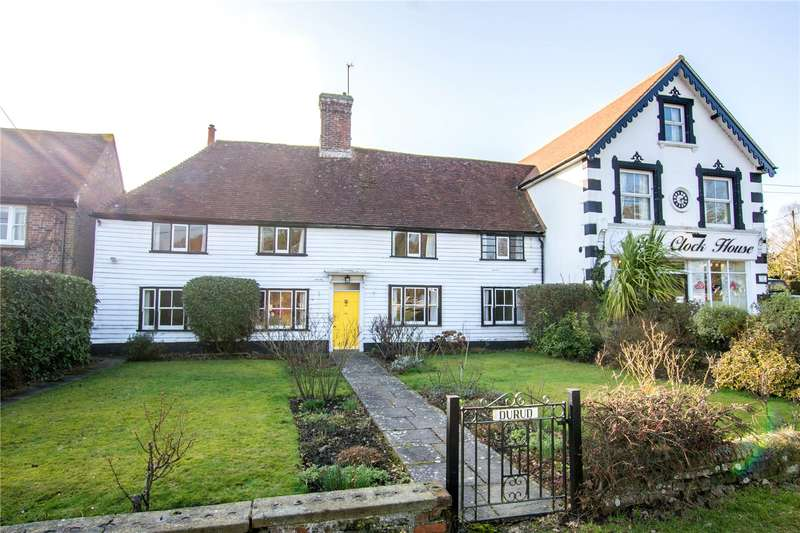 4 Bedrooms Semi Detached House for sale in The Street, Sedlescombe